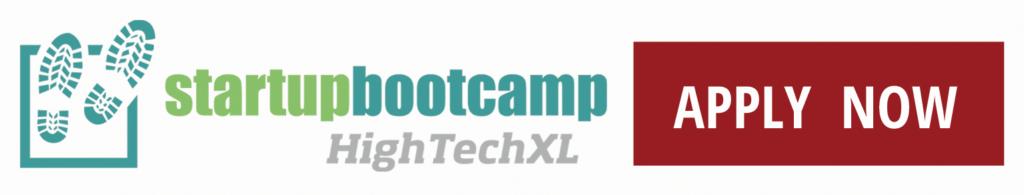 Startupbootcamp HighTechXL - Apply now!
